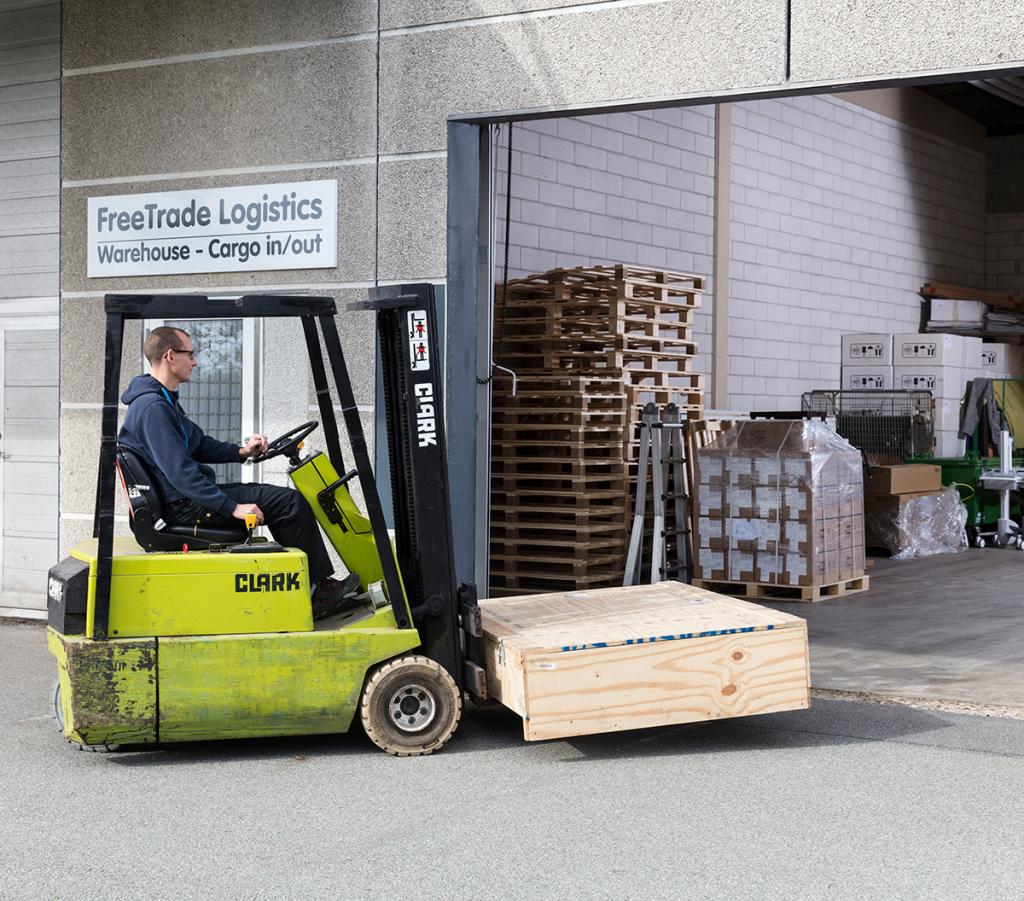 Vi tilbyder - FreeTrade Logistics